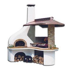 Kombination Grill Pizzaofen|Grillkamin Mit Pizzaofen Beste Garten Ideen U2013  Nowaday Garden
