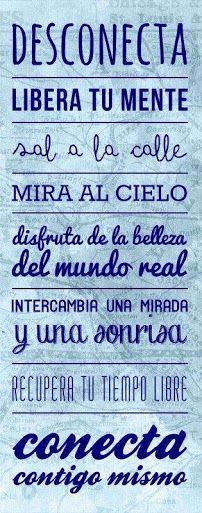 Libera tu mente #Frases