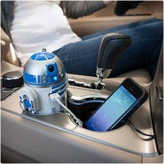 Father's Day Star Wars Gifts for Him: Star Wars USB Car Charger. Could be a gift for HER too. Why do people assume Star Wars is a guy thing only? Christmas Gifts For Boyfriend, Boyfriend Gifts, Star Wars Gifts, My Guy, Cool Gadgets, Amazing Gadgets, Tech Gadgets, Electronics Gadgets, Technology Gadgets