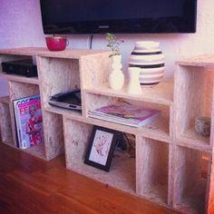 ibsens: TV-møbel i OSB plader