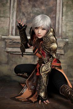 Diablo III Cosplay
