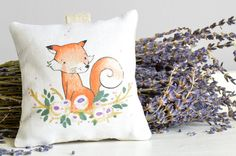 Lavender Pillow, Drawer Smelly, Natural Fragrance, Wardrobe Sachet, Mothers Day Gift, Birthday, Baptism Gift, Shabby Chic, Home decoration