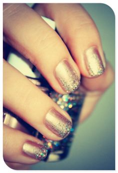 Gotta have a little sparkle and shine on my big day!