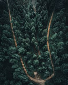 Stunning Drone Photography by Rikki Chan #inspiration #photography