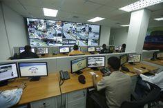 En fotos: Carabobo contará con sede del sistema de seguridad integral VEN-911