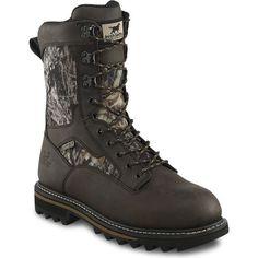 818 Irish Setter Men's Gunflint Hunting Boots - Mossy Oak