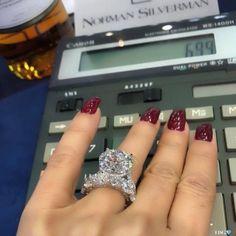 VS natural blue aquamarine ring set white gold diamond wedding band bridal ring set full eternity diamond oval morganite ring in 2020 Gold Diamond Wedding Band, Wedding Bands, Oval Morganite Ring, Stacked Wedding Rings, Big Wedding Rings, Blue Wedding, The Bling Ring, Bling Bling, Wedding Ring Designs