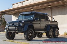 Mercedes-Benz G 63 AMG by Weistec Engineering Mercedes Benz G63, Mercedes G Wagon, Mercedes G Class, Custom Pickup Trucks, Suv Trucks, Cool Sports Cars, Sport Cars, Gta, G 63 Amg