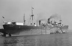 Llanashe (British Steam merchant) - The 4,836 grt freighter was torpedoed off Port Elizabeth (34°00′S 28°30′E) on voyage from New York by U-182 ( Kriegsmarine). There were 33 killed