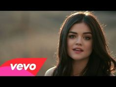 Lucy Hale [from Pretty Little Liars] - You Sound Good to Me (Official Video)