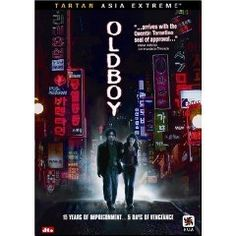 Oldboy Directed by Chan-wook Park