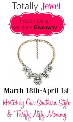 Totally Jewel giveaway