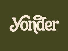 Yonder by Simon Walker #Design Popular #Dribbble #shots