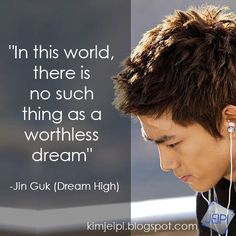 dream high quote - Google Search