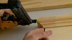 How to Install Doorway Molding #stepbystep