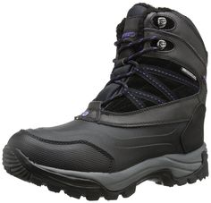 Hi-Tec Women's WN SN Peak 200 WP Snow Boot -- You can get more details here : Boots