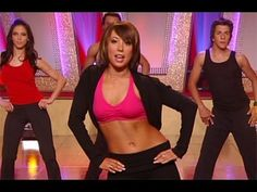 Dancing With the Stars: Latin Cardio Dance Warm Up
