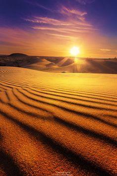 Golden sun rays | na - Ben Geudens RT