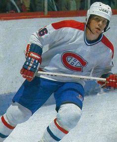 Mats Naslund | Montreal Canadiens | NHL | Hockey