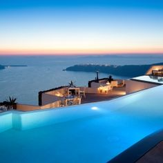 Grace Santorini Hotel by Divercity and mplusm Architects.