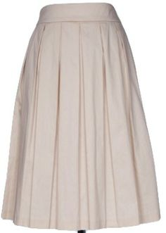 This summer, A-Line Skirts are in! This one is by Junees. www.sisnsisitalia.com
