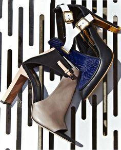 Cut-Out Shoes | Fall 2014 | cynthia reccord