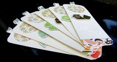 PaperVine: Babies Week and Bookmarks PLUS Tutorial!