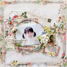 Blue Fern Studios ~sweet~ - Scrapbook.com