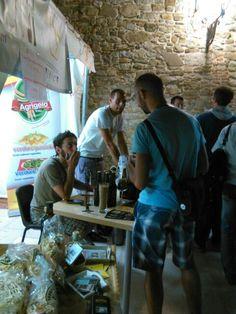 Notte bianca a Pietra montecorvino. Birra artigianale birrificio delle Puglie e Agrigelo di Ascoli Satriano