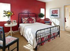 quarto vermelho 8
