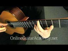 E. Granados - Spanish Dance No. 2: Oriental, classical guitar arrangement by Emre SabuncuoÄŸlu - Mus.Ge