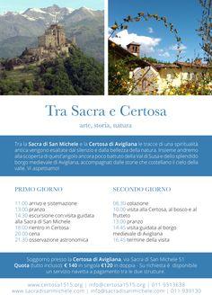 Tra Sacra e Certosa - Avigliana