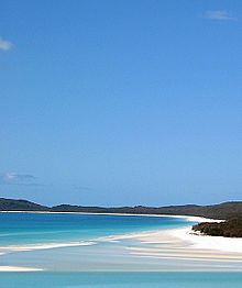 Whitsunday Islands, Queensland, Australia - this is at the top of my places to visit in Aus!