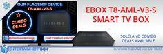 Ebox T8 TV Box Version 3S Review - https://www.entertainmentbox.com/ebox-t8-tv-box-version-3s-review/