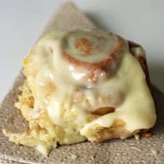 The Basics: Cinnamon Rolls