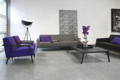 Woonstijl Modern & Design   Zitbank Splinter   Harvink   #Eijerkamp #wooninspiratie #woontrends