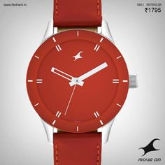 You should be #HandsOn about getting yourself one of the new watches from Fastrack!