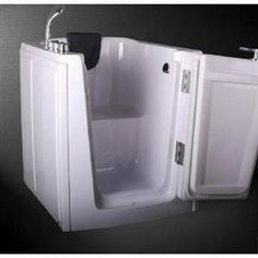 Steam Shower, Whirlpool Bathtub, Shower Cubicle Manufacturer & Supplier From China Walk In Tubs, Walk In Bathtub, Tiny House Appliances, Shower Cubicles, Granny Flat, Steam Showers, Whirlpool Bathtub, Small Spaces, Bathroom Updates