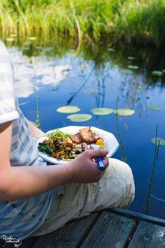 Ruoka-alkemisti: Vege kesämenu grilliin