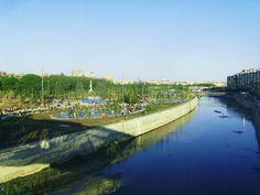 Foto Parque de la Arganzuela en Madrid Río en Madrid