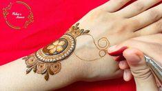 #hennadesignsforkids #hennainspiration New Stylish Mehendi Design | Henna Design | Karva Chauth Special Mehndi | Meher's Henna Rose Mehndi Designs, Indian Mehndi Designs, Full Hand Mehndi Designs, Stylish Mehndi Designs, Beautiful Mehndi Design, Karva Chauth Mehndi Designs, Traditional Mehndi Designs, Mehndi Desighn, Mehendi