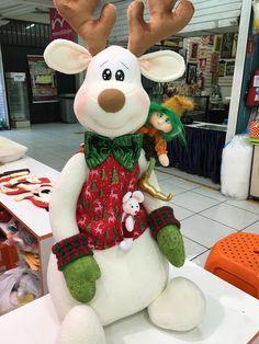 Christmas Sewing, Christmas Fun, Christmas Decorations, Xmas, Holiday Decor, Reindeer, Snowman, Christmas Wallpaper, Holiday Fashion