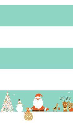 Cuptakes (christmas) ~ Wallpaper/background/lock screen