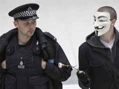 Peaceful protesting is not illegal. Masked protesting is.