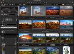 Capture One Pro 7 - RAW processing software that I am considering buying as a replacement for DxO Photo Optics Elite due to it supporting Fujifilm X-series sensors.