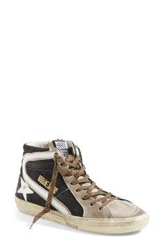 f83a73611ded20 Golden Goose  Slide  High Top Sneaker (Women) available at  Nordstrom Golden