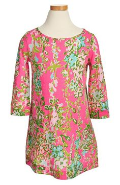 Lilly Pulitzer® 'Mini Marlowe' Dress (Toddler Girls, Little Girls & Big Girls) available at #Nordstrom