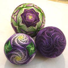 Temari Balls - Yahoo Image Search Results