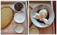 FISTASZKOWY MAZUREK Z KREMEM KARMELOWYM, CZEKOLADĄ I ORZECHAMIFISTASZKOWY MAZUREK Z KREMEM KARMELOWYM, CZEKOLADĄ I ORZECHAMI Pudding, Desserts, Food, Tailgate Desserts, Deserts, Custard Pudding, Essen, Puddings, Postres