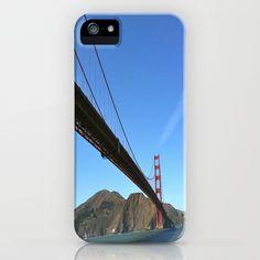 San Francisco Golden Gate Bridge   iPhone 5 Case by Josj - $35.00